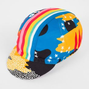 Paul Smith + Cinelli 'Rainbow Warrior' Cycling Cap